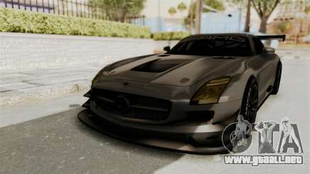 Mercedes-Benz SLS AMG GT3 PJ4 para GTA San Andreas
