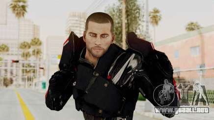 Mass Effect 3 Shepard N7 Destroyer Armor para GTA San Andreas