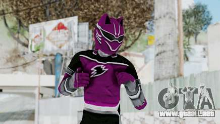 Power Rangers Jungle Fury - Wolf para GTA San Andreas