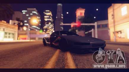 Infernus Shark Edition by ZveR v1 para GTA San Andreas