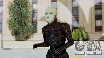 Mass Effect 1 Asari Clone Commando para GTA San Andreas