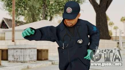 GTA 5 Paramedic SF para GTA San Andreas