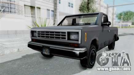 Beta VC Bobcat para GTA San Andreas