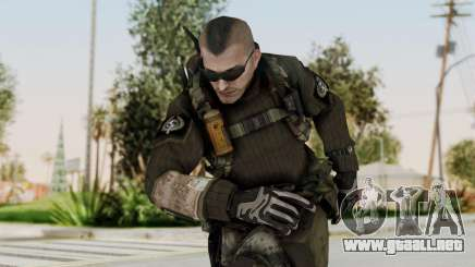 Battery Online Soldier 3 v2 para GTA San Andreas