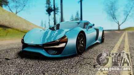 Trion Nemesis RR v0.1 Beta para GTA San Andreas