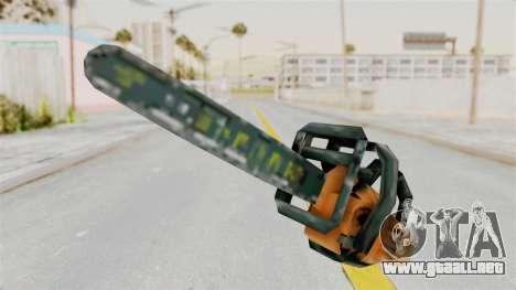Metal Slug Weapon 8 para GTA San Andreas