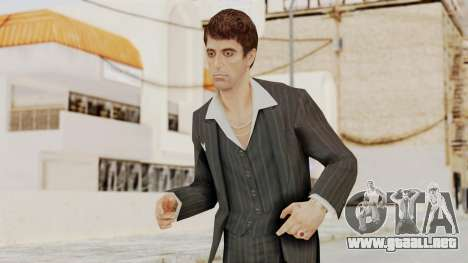 Scarface Tony Montana Suit v2 para GTA San Andreas