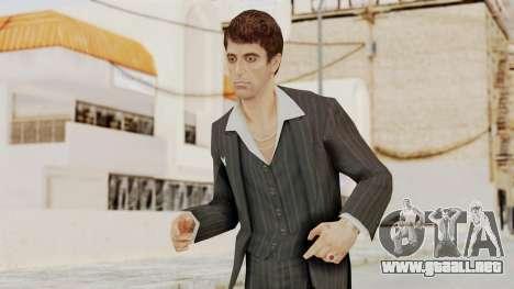 Scarface Tony Montana Suit v2 para GTA San Andreas