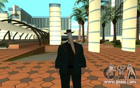 La cigüeña para GTA San Andreas