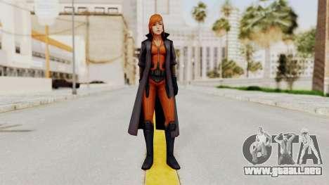 Marvel Future Fight - Elsa Bloodstone para GTA San Andreas segunda pantalla