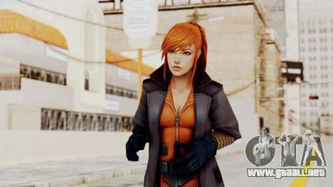 Marvel Future Fight - Elsa Bloodstone para GTA San Andreas