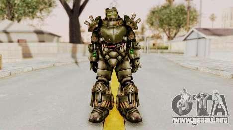 UT2004 The Corrupt - Xan Kriegor para GTA San Andreas segunda pantalla