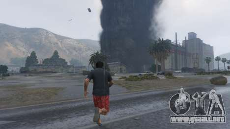GTA 5 Tornado Script 1.1 quinta captura de pantalla