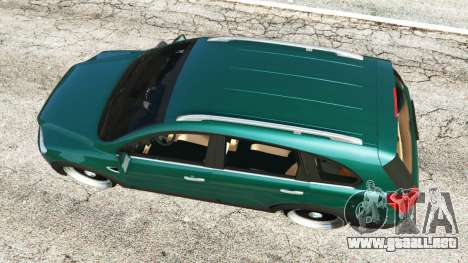 GTA 5 Chevrolet Captiva 2010 vista trasera