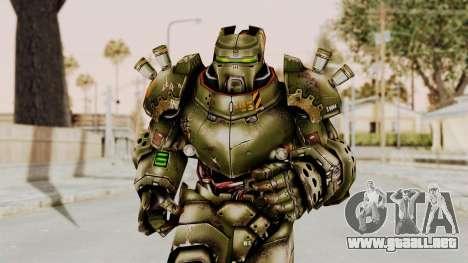 UT2004 The Corrupt - Xan Kriegor para GTA San Andreas