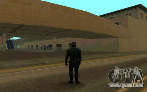 Pantera negra confrontación para GTA San Andreas segunda pantalla