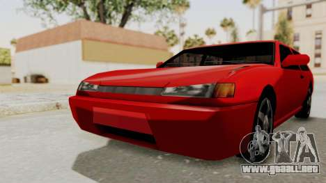 Flash Sport para la visión correcta GTA San Andreas