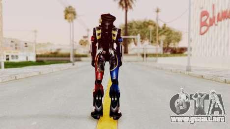 UT2004 The Corrupt - Divisor para GTA San Andreas tercera pantalla