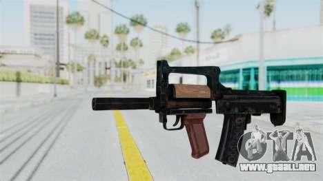OTs 14 Groza para GTA San Andreas segunda pantalla