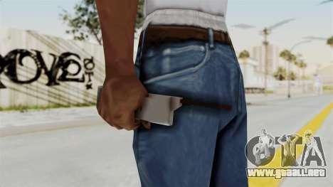 Metal Slug Weapon 7 para GTA San Andreas