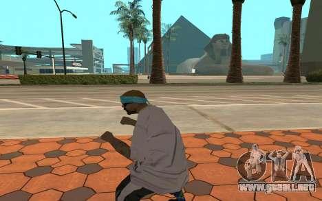 Varios Los Aztecas Gang Member para GTA San Andreas tercera pantalla