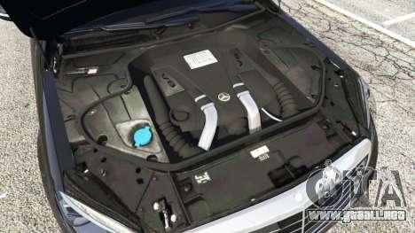 GTA 5 Mercedes-Benz S500 volante