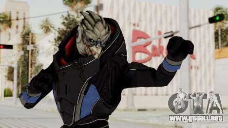 Mass Effect 2 Garrus para GTA San Andreas