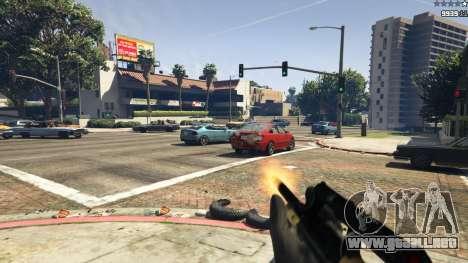 GTA 5 Steyr AUG A1 séptima captura de pantalla