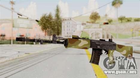 IOFB INSAS Camo v1 para GTA San Andreas