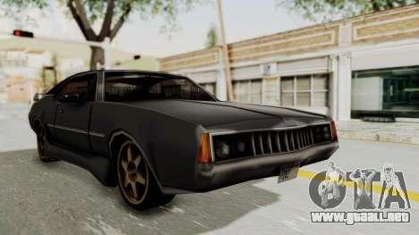 Clover Tunable para la visión correcta GTA San Andreas