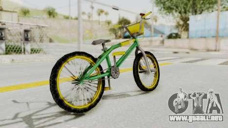 Bully SE - BMX para GTA San Andreas left