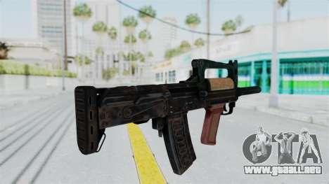 OTs 14 Groza para GTA San Andreas tercera pantalla