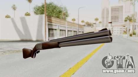 Liberty City Stories Shotgun para GTA San Andreas