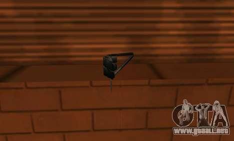 Pneumatic Mangler para GTA San Andreas segunda pantalla