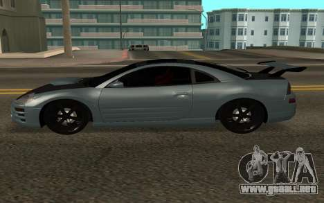 Mitsubishi Eclipse GTS para GTA San Andreas left
