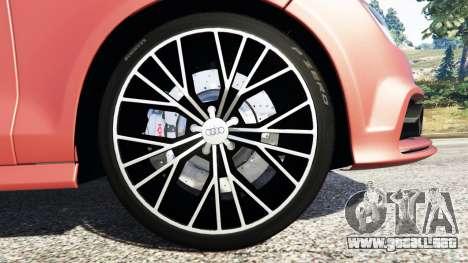 GTA 5 Audi A7 2015 volante