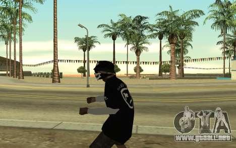 Ballas Gang Member para GTA San Andreas tercera pantalla