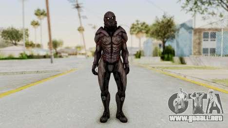 Mass Effect 3 Collector Male Armor para GTA San Andreas segunda pantalla