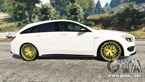 Mercedes-Benz CLA 45 AMG [HSR Wheels] para GTA 5