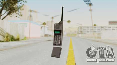 Metal Slug Weapon 7 para GTA San Andreas segunda pantalla