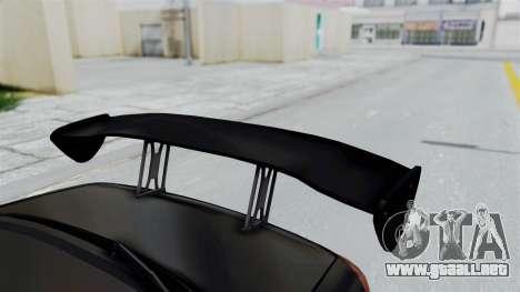 Nissan Silvia S15 RDT para vista lateral GTA San Andreas