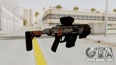 CAR-101 para GTA San Andreas segunda pantalla