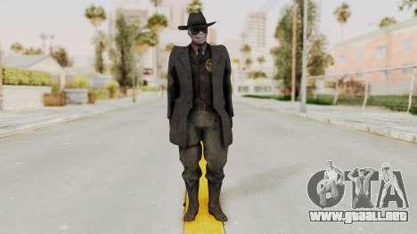 MGSV Phantom Pain SKULLFACE para GTA San Andreas segunda pantalla