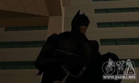 Pneumatic Mangler para GTA San Andreas quinta pantalla
