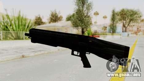 UTAS para GTA San Andreas segunda pantalla