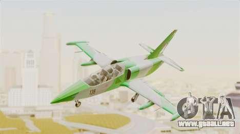 LCA L-39 Albatros para GTA San Andreas left