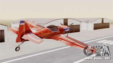Zlin Z-50 LS v3 para la visión correcta GTA San Andreas
