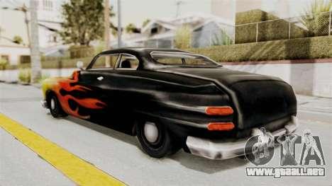 Beta VC Cuban Hermes para GTA San Andreas left
