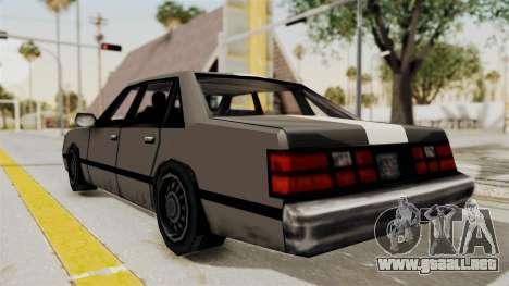 Stanier Turbo para GTA San Andreas left
