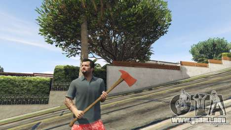 GTA 5 Weapon Variety 0.9